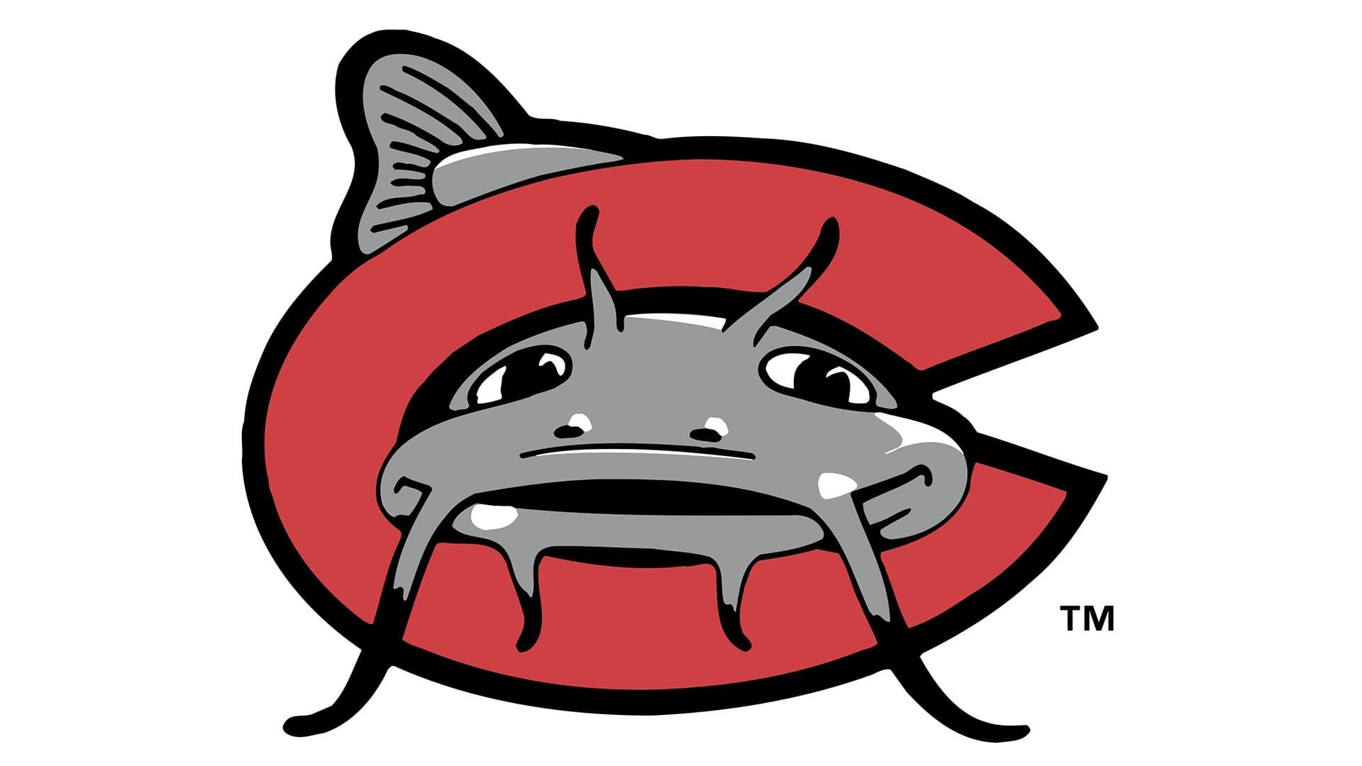 Carolina Mudcats logo and symbol, meaning, history, PNG
