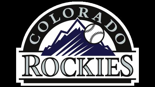 Colorado Rockies Logo 1993