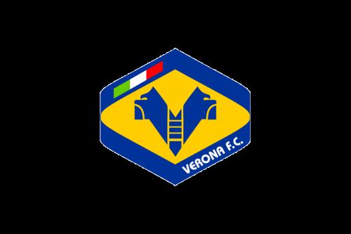 Hellas Verona Logo 1984