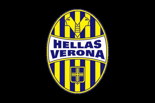 Hellas Verona Logo 1995