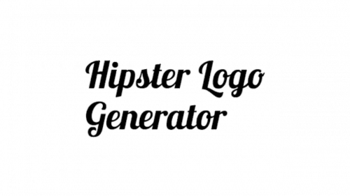 HipsterLogoGenerator logo