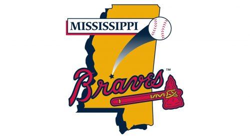 Mississippi Braves logo