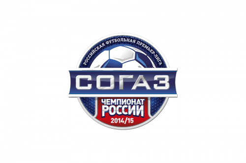 Russian Premier League Logo 2014