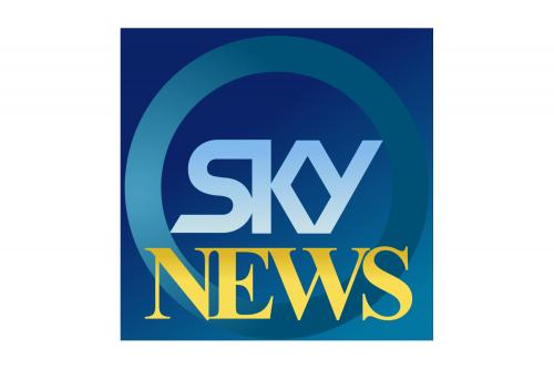 Sky News Logo 1990