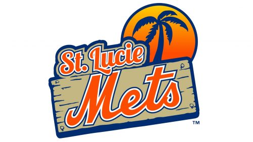 St. Lucie Mets logo