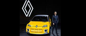 New Renault logo and Dacia logo disclosed