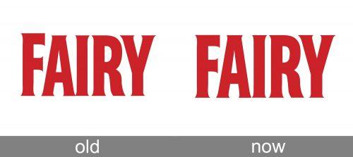 Fairy Logo history