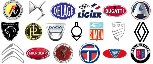 French Car Brands