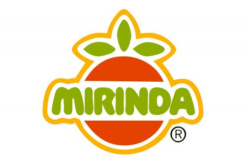 Mirinda Logo 1970