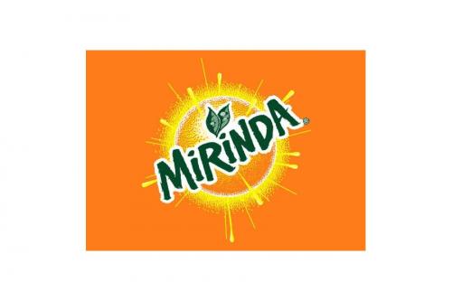 Mirinda Logo 2001