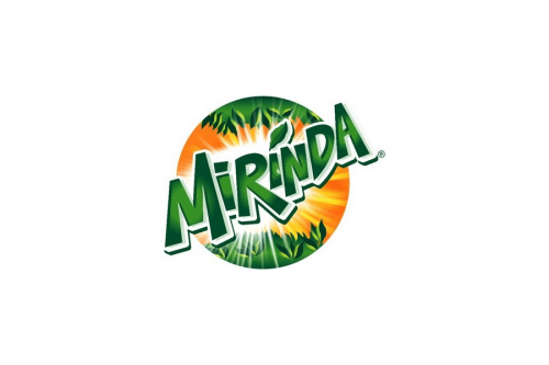 Mirinda Logo 2004