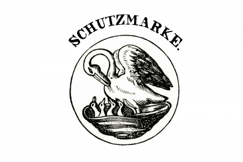 Pelikan Logo 1878