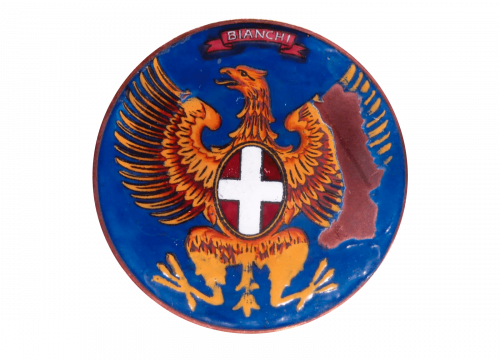 Bianchi car logo