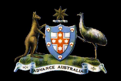 Australian Government Logo 1908