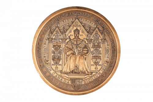 Government of Canada Logo 1869