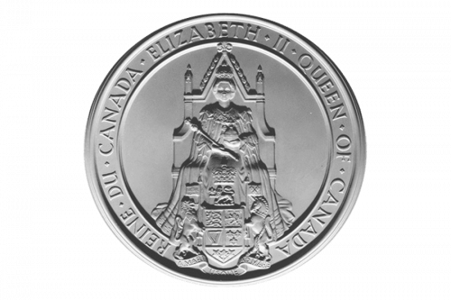 Government of Canada Logo 1955