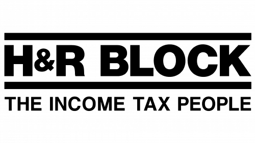 H&R Block Logo 1955