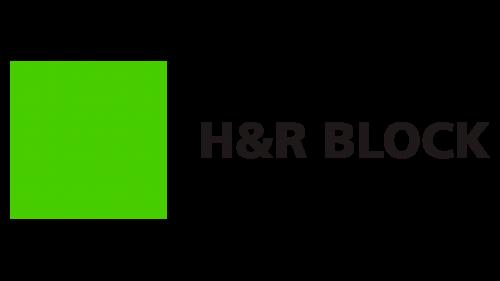 H&R Block Logo 1999