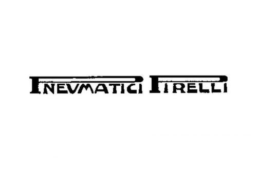 Pirelli Logo 1916