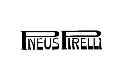 Pirelli Logo 1917