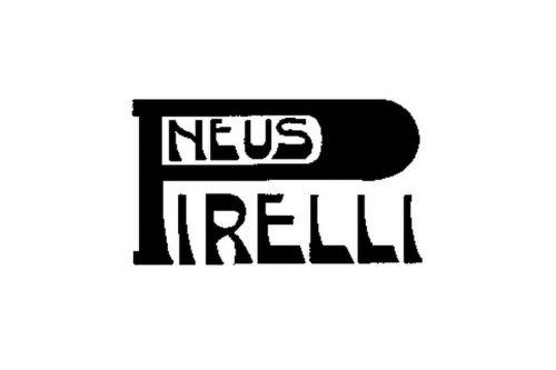 Pirelli Logo 1920