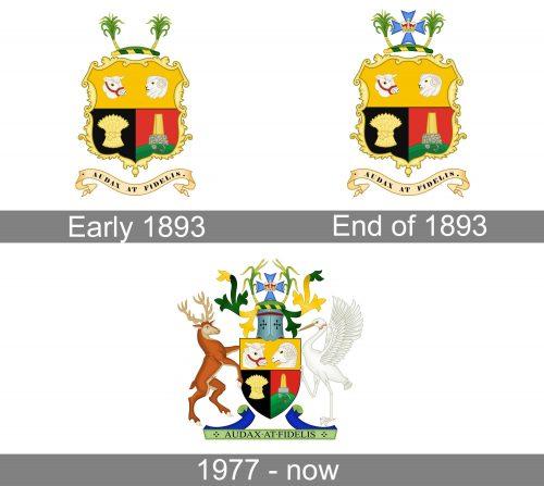 Queensland Government Logo history