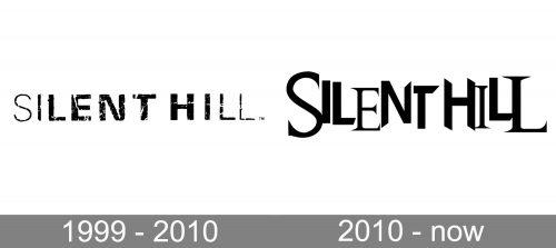 Silent Hill Logo history