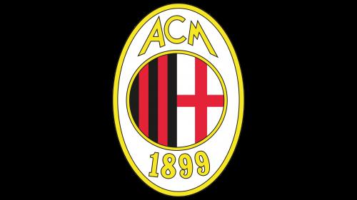 AC Milan logo 1974