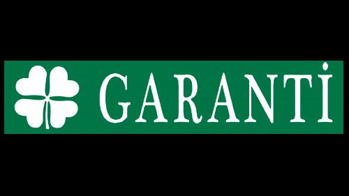 Garanti Logo 1990