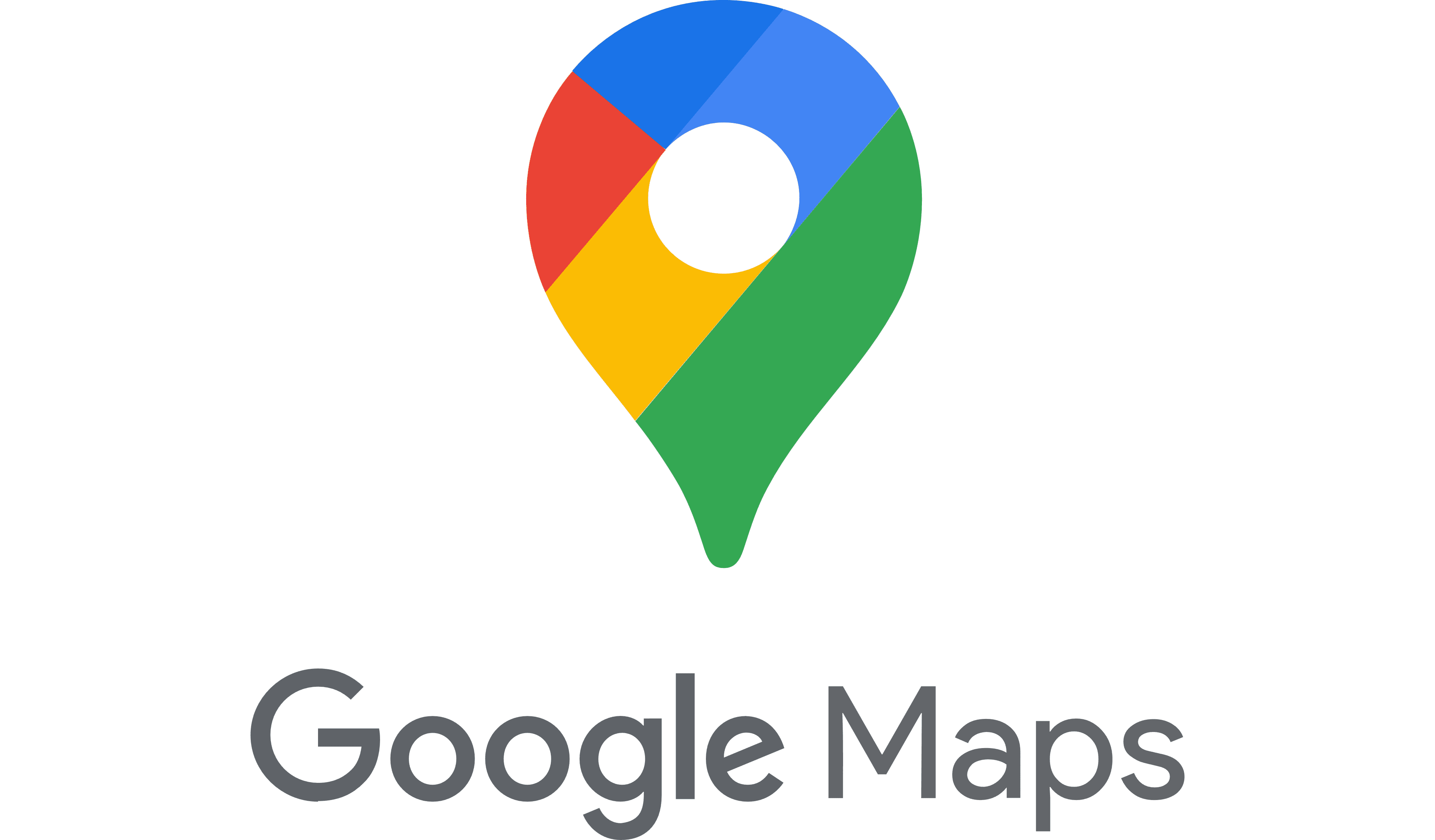 Google Maps Logo   evolution history and meaning, PNG