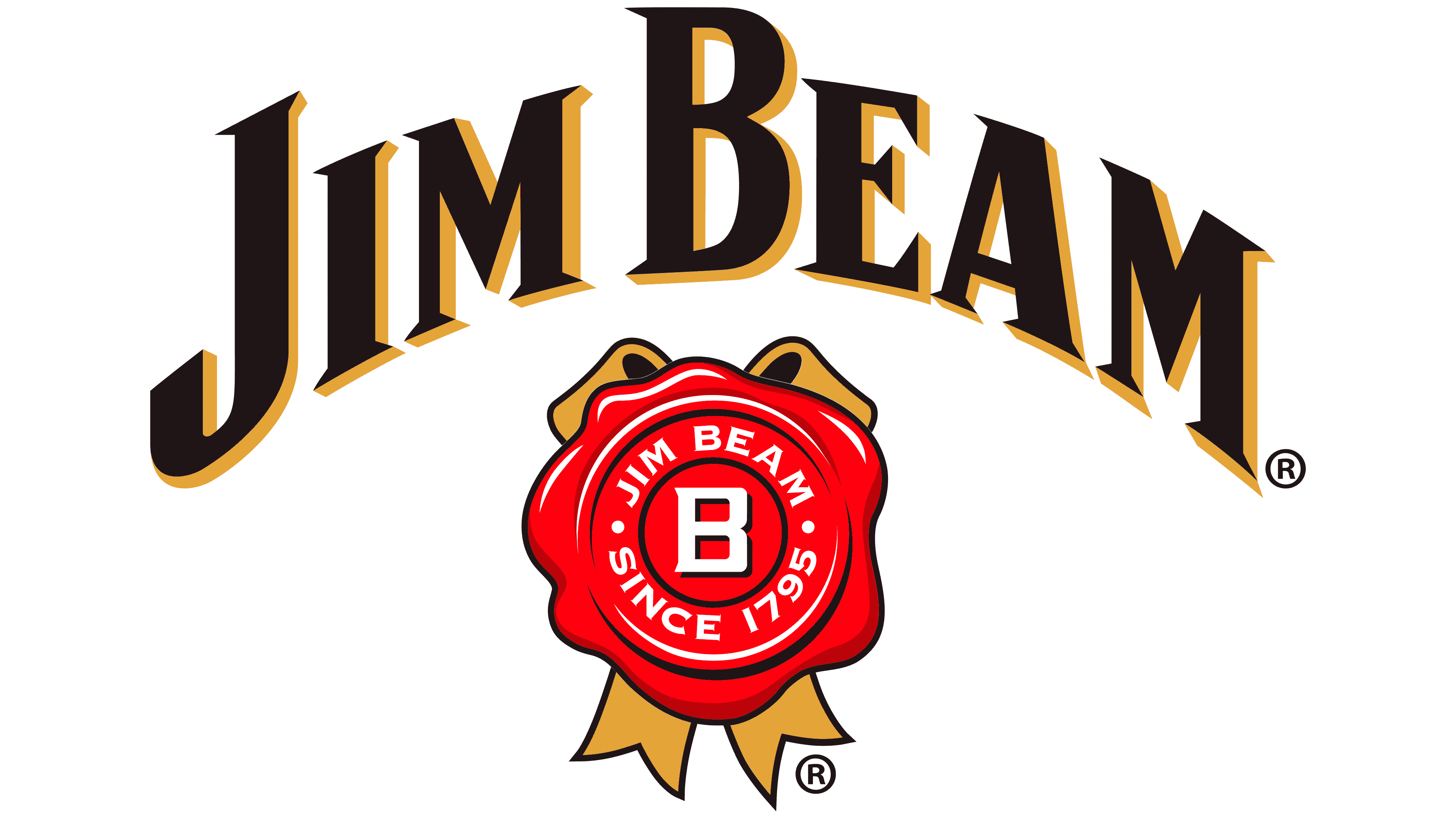 Jim Beam Logo | evolution history and meaning