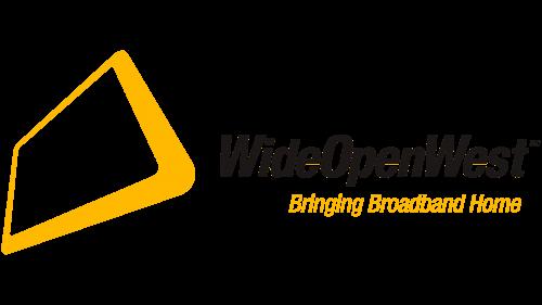 Wide Open West Wow Logo 1999