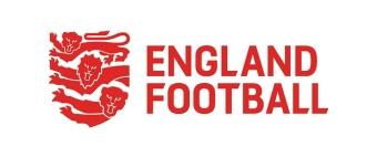 England's Football Association presents England Football brand