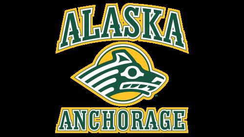 Alaska Anchorage Seawolves logo