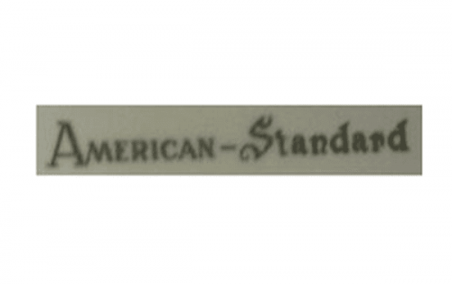 American Standard Logo-1967
