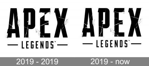 Apex Legends Logo history