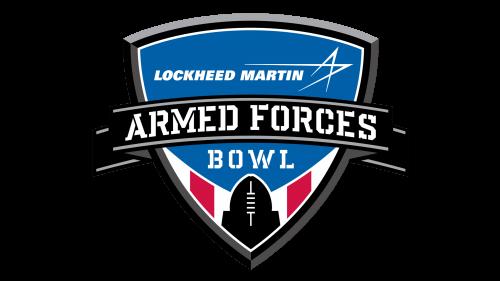 Armed Forces Bowl logo