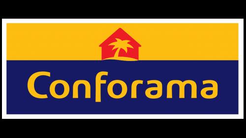 Conforama Logo 2003