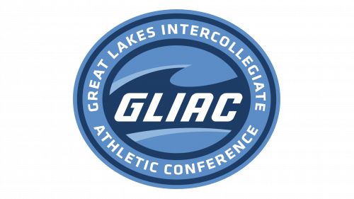Great Lakes Intercollegiate Athletic Conference logo