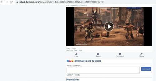How to Download a Facebook video to your PC Step 6