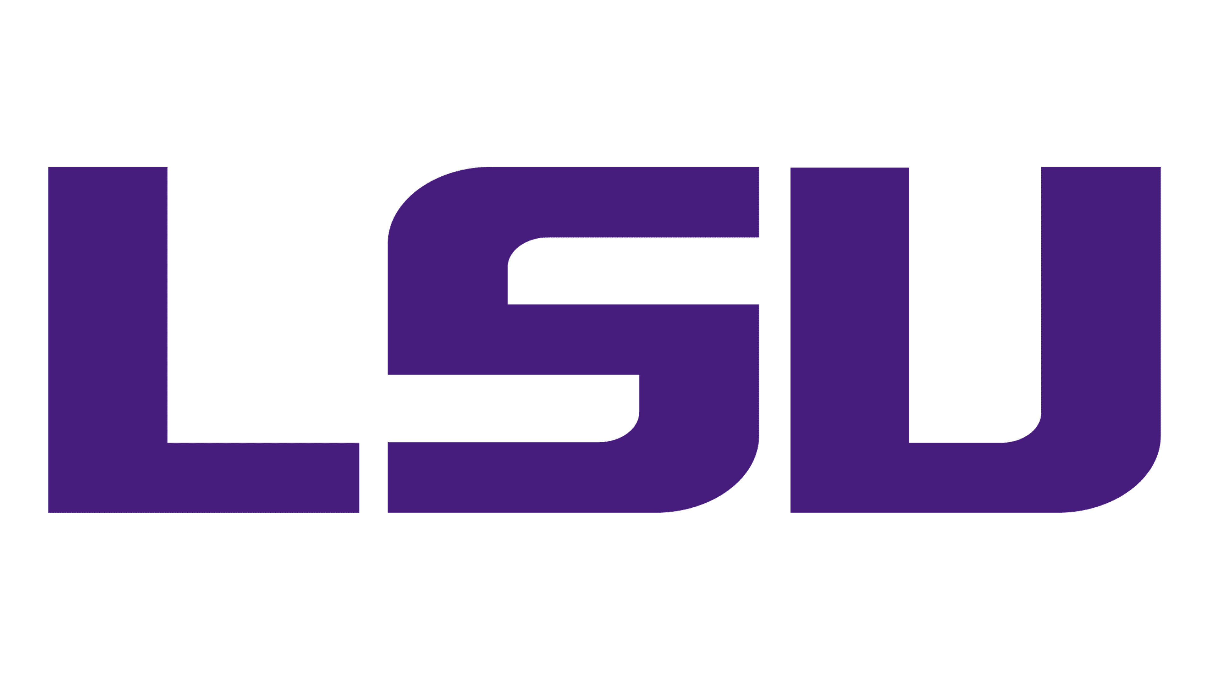 Louisiana State University's logo and symbol, meaning, history, PNG