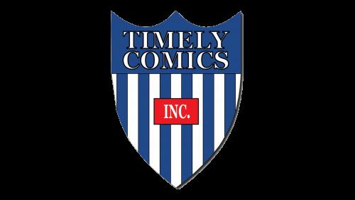 Marvel Comics Logo 1939