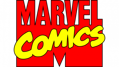 Marvel Comics Logo 1990