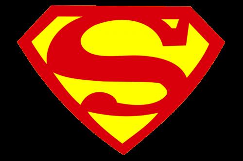 Superboy Logo 1944