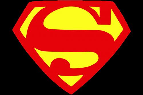 Superboy Logo 1955