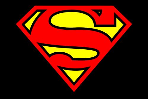 Superboy Logo 1993