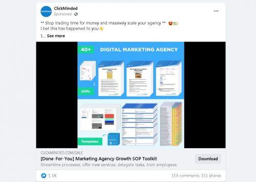 Advertising on Facebook Image Format