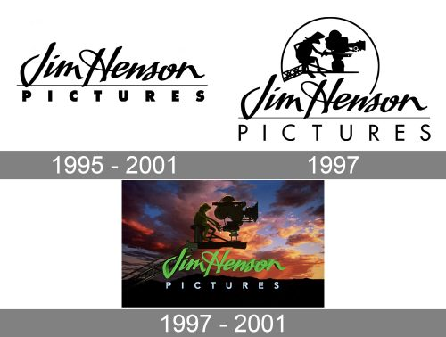Jim Henson Pictures Logo history