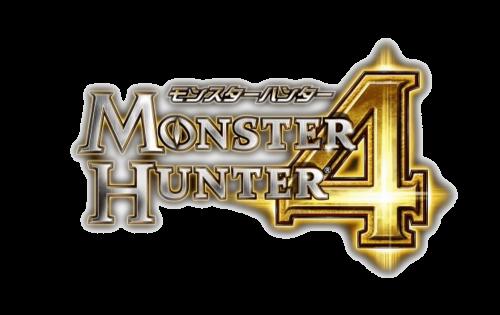 Monster Hunter Logo-2013