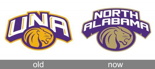 North Alabama Lions Logo history